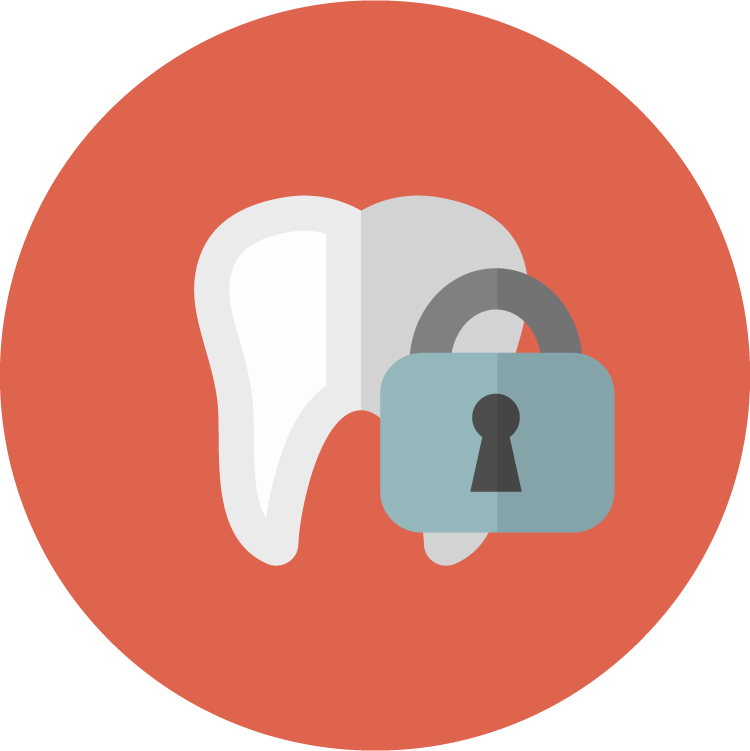 Tooth With Lock